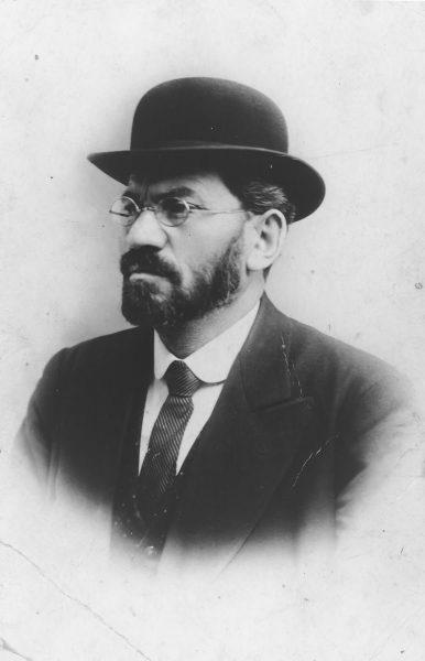 Menachem Mendel Beilis.